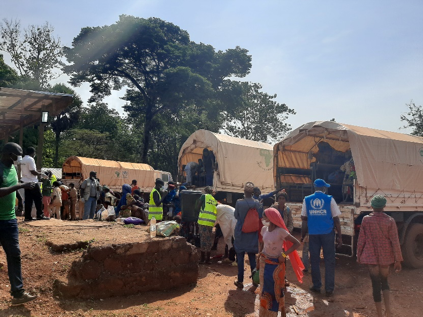 East or west… the journey home for Central African returnees