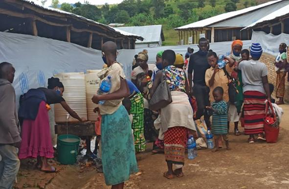 AIRD begins activities in Burundi