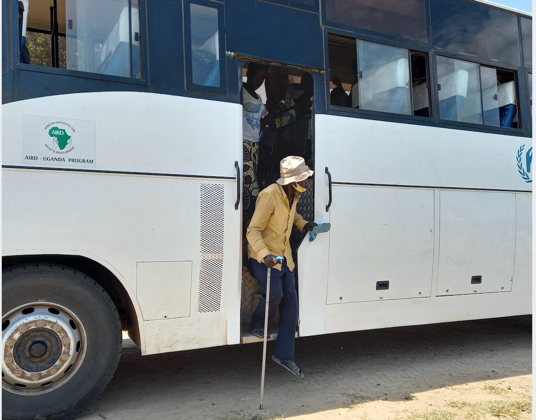 Keeping the wheels turning – AIRD Uganda's approach to fleet management