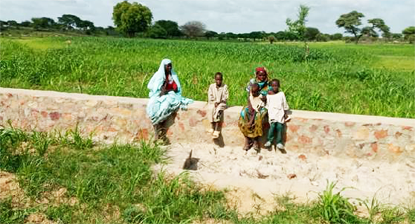 Restoring land while creating livelihoods – A double win for displaced and host communities in Wadi Fira, Chad