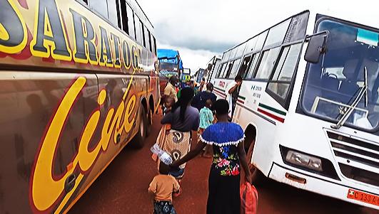 AIRD teams in Tanzania and Burundi work together to ensure Burundian refugees a safe return home